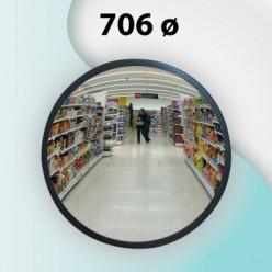 Espejo interior 706 con brazo pared